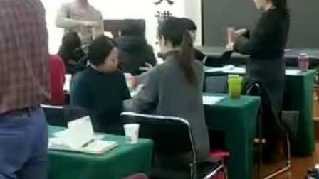 中医小儿推拿手法视频-李现五学员练习运水入土手法