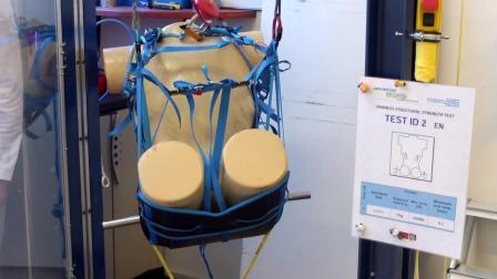 滑翔伞 EN LTF认证负载测试-EN LTF Certification Load Test