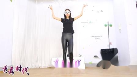 秀舞时代 小敏 T-ara 完全疯了 So Crazy 舞蹈 电脑版 8 正面