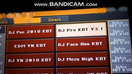 PA1000欧美流行DJ试听2
