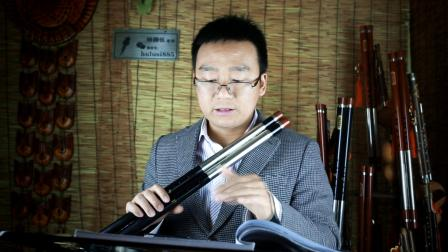 30页 双吐练习二 双吐音在双管巴乌中的吹奏方法 双吐的力度要求.mpg
