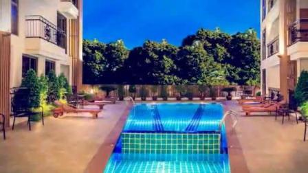 泰国芭提雅城市花园帕塔纳克公寓