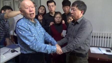 黄炳荣黄氏轻手法正骨视频-腕骨