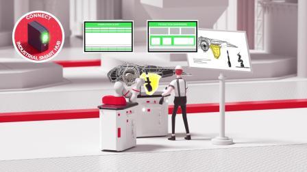 未来汽车装配线