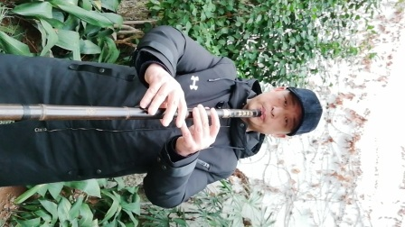 胡华玉箫吹奏《菊花台》