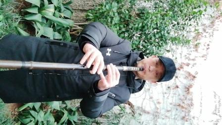 胡华玉箫吹奏《云河》