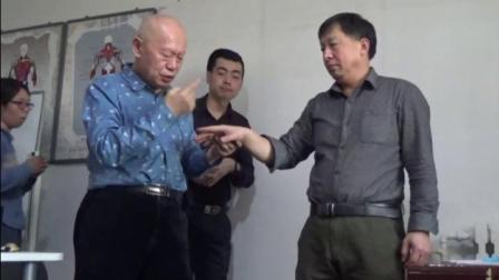 中医正骨培训视频-黄炳荣手法诊断掌指关节错位
