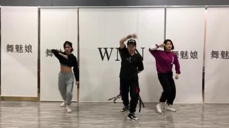 """广西南宁2019""""舞魅娘""""陈东校区-urban dance(都市街舞)课:…编舞(学员展示部分)1578762396749"""