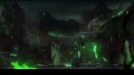 我在魔道祖师 15 普通话  魔道祖师 截了一段小视频