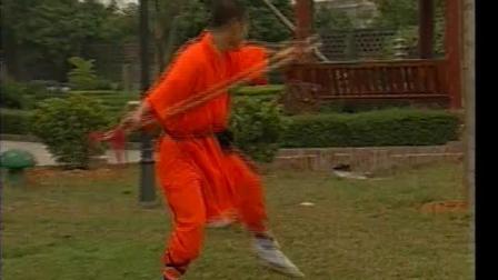 少林十三枪《释德慈》《中国少林真功夫系列》