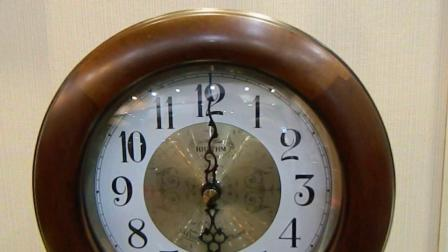 丽声台式座钟整点报时 晚间自动停止报时