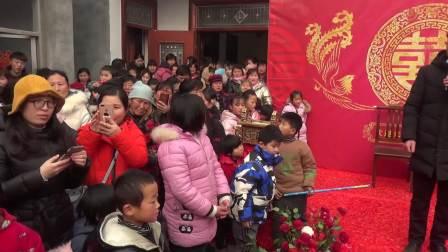 蔡杰磊&王慧洁2019年腊月22结婚录像