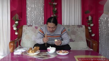 朱坤 早上吃饭
