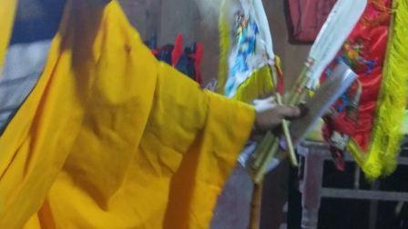 新乐村唱戏  (百年文化)