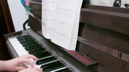 《听海》钢琴曲