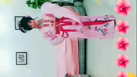 鲁敏敏。越剧《祝寿曲片段》。新缪路村老年协会。(2028.1.12)
