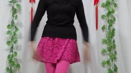 阿文樂樂广场舞、竖屏《团团圆圆》SING女团演唱