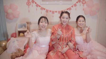 王叔叔的婚礼花絮