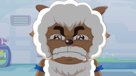喜羊羊死了,和灰太狼认识了五千多集,灰太狼也十分伤心
