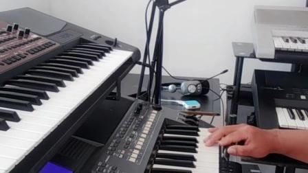 电子琴演奏日本动漫插曲《觉醒》教学报名微信电话18953384986