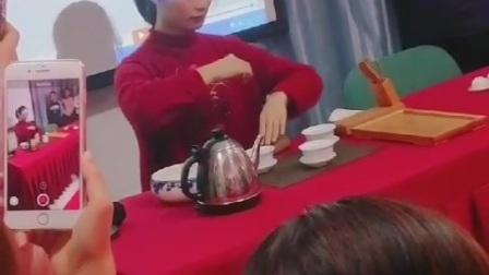 小鹅草茶丨评茶员培训班987