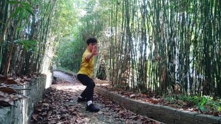 龙坤跆拳道 崔宸熙2020.2.15五指山