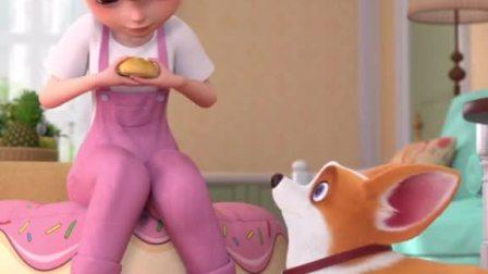 你们要不要试试我亲手制作的奶油面包