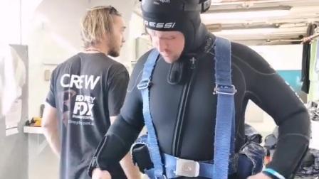 大白鯊探險1  (Rodney Fox Great White Shark Expeditions)  #ultimatesharkcagediving