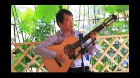Raymond Au 弗拉門戈結他獨奏Rumba Flamenco