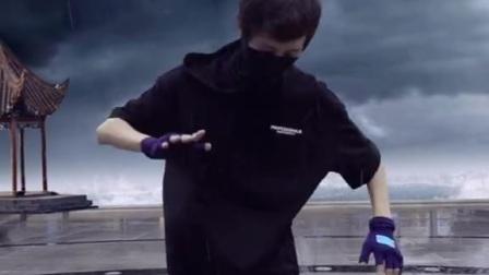 火影忍者:等了很久,终于下雨可以拍这个水遁给你们了~