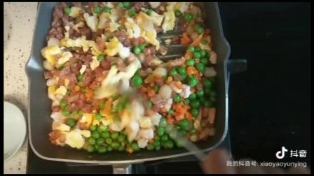姚妹坨美食作品:姚式拌饭
