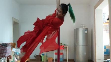 陈情令乱魄抄钢管舞王妃钢管舞出品