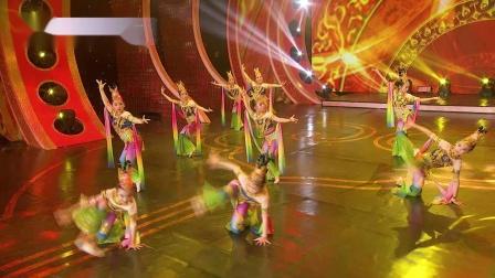 2020江苏综艺超级小达人春晚大联欢杰出舞蹈《图腾颂》