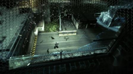 Crysis2 单手捏死洛克哈特
