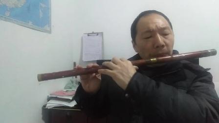 经典笛子曲目《半壶纱》—崀山竹笛