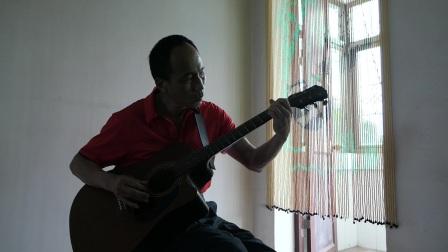 我的吉他独奏:  西班牙少女