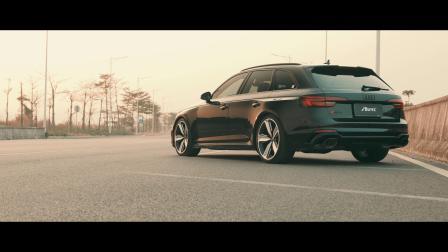 奥迪AUDI RS4 ASPEC iDEAS智能阀门排气系统精彩视频