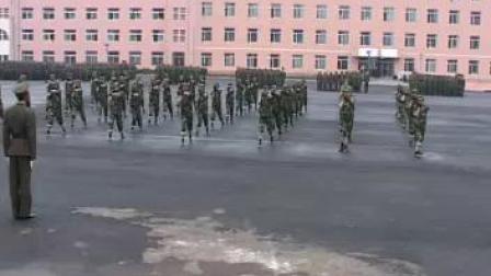 长大旅院2005级军训实录