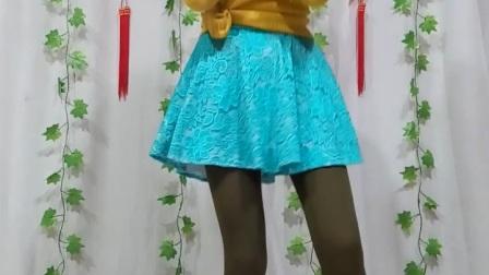 阿文樂樂广场舞、竖屏《一起红火火》凤凰传奇演唱