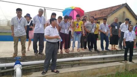 2018年天等县新型职业农民培训——把荷乡富硒米高产栽培技术班集锦
