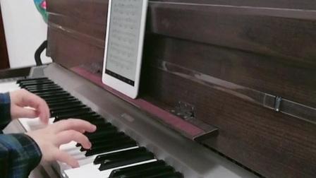 《只要平凡》钢琴曲