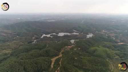寻龙天下大伟带你去欣赏粤西地区最有名的山脉 高州马蹄岭