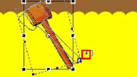 FLASH实例教程-小游戏打地鼠的制作