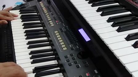 电子琴演奏 西北风新民歌《哥你不是人》