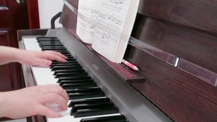 《勇气》钢琴曲