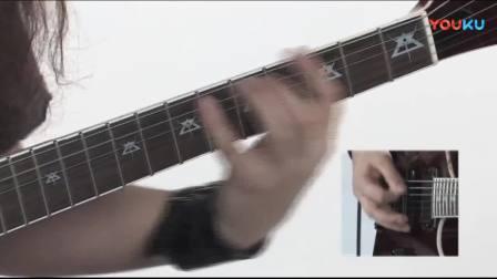 Gus G - 主音 & 节奏吉他技巧 (2 DVD) 吉他教学_超清