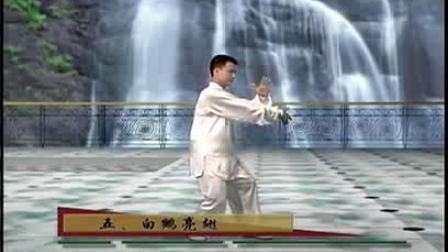 01陈思坦42式太极拳教学