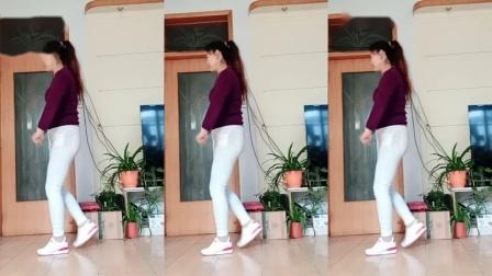 迷妹视频  激动地心 健身舞