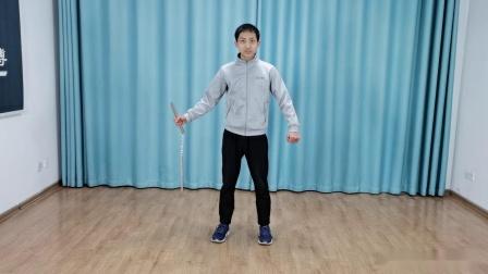 龙健搏武道实战双节棍双截棍教学基础课程9