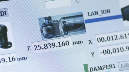 恩德斯豪斯 伺服液位计工厂标定装置展示
